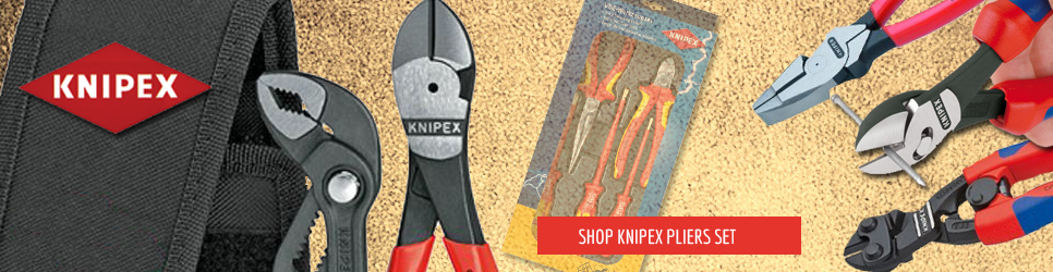 Knipex Pliers Set