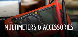 Multimeters & Accessories