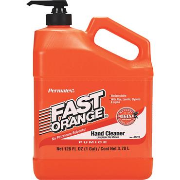 Permatex Fast Orange Pumice Lotion Hand Cleaner Available