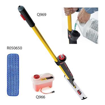 Rubbermaid Hygen Pulse Mopping Kit Available Online