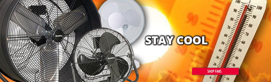 Fans Stay Cool
