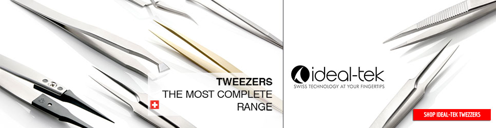 Ideal-Tek Tweezers