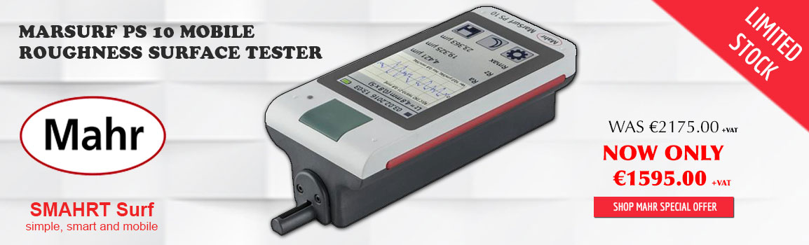 Mahr Surface Tester