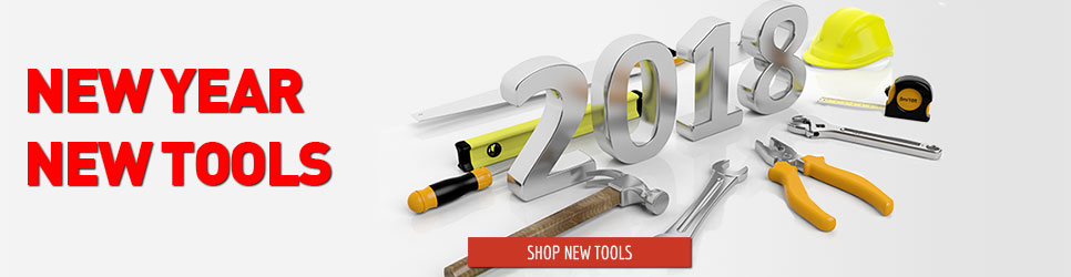 New Year New Tools 2018