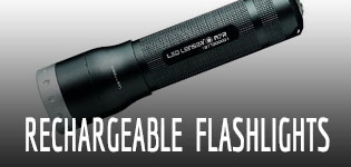 LED Lenser Rechargeable Lights