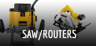 Dewalt Saws & Routers