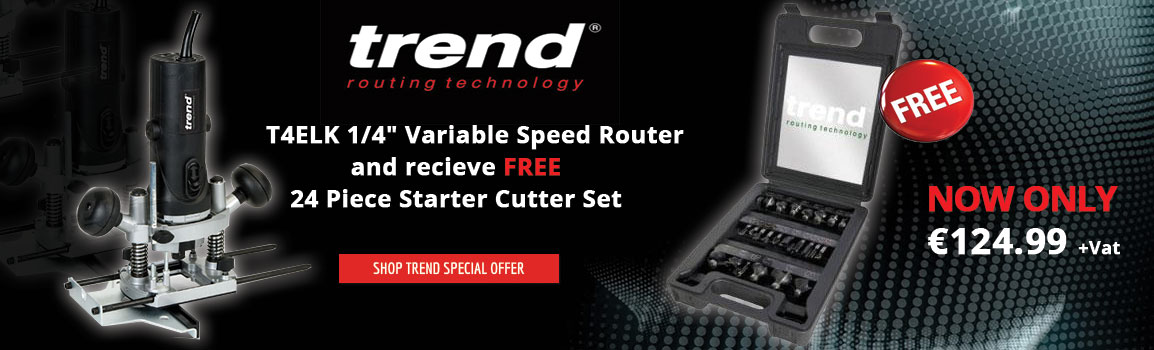 Trend Router Special Offer
