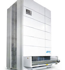 MODULA VERTICAL STORAGE SOLUTIONS
