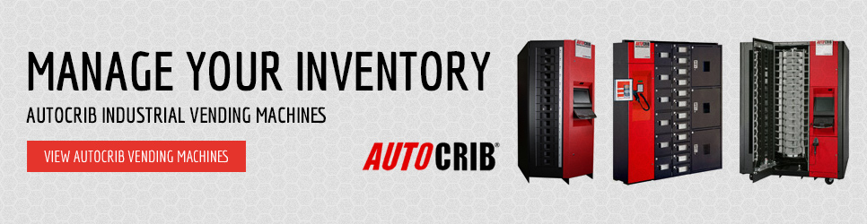 manage your inventory autocrib industrial vending machines