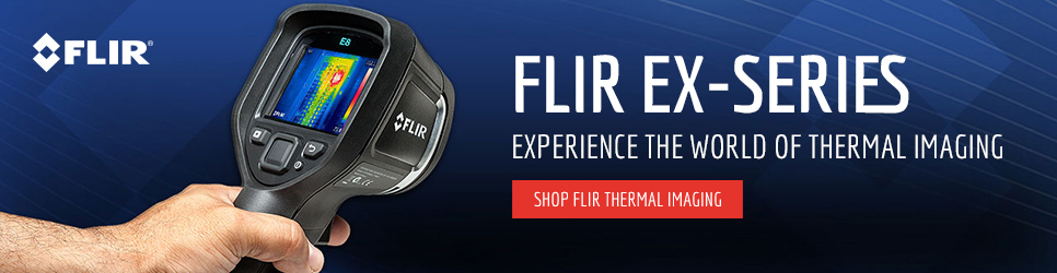 Flir EX Series - Experience the future of thermal imaging