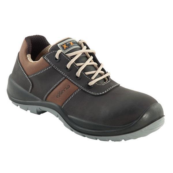 Best Er Exena Cipro Composite S3 Src Black Brown Safety Shoes