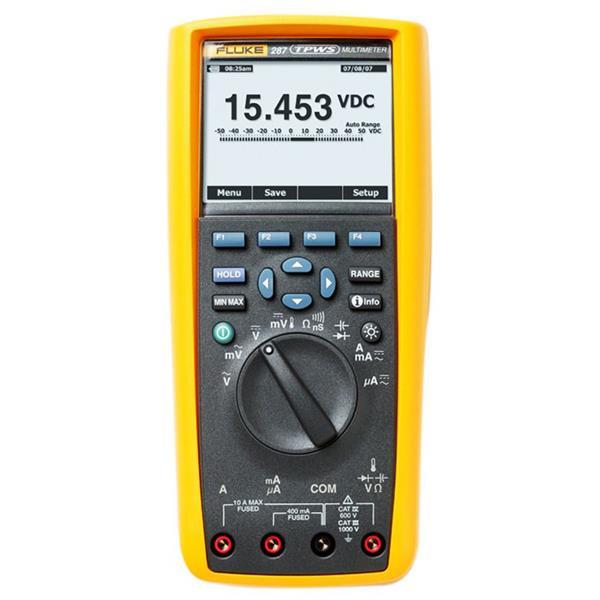 Fluke 287 True-RMS Electronics Logging Multimeter available
