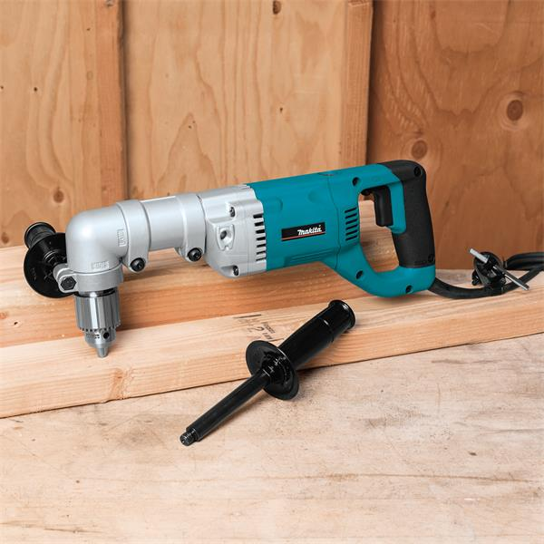 makita right angle drill. makita da4000lr 1/2\ right angle drill