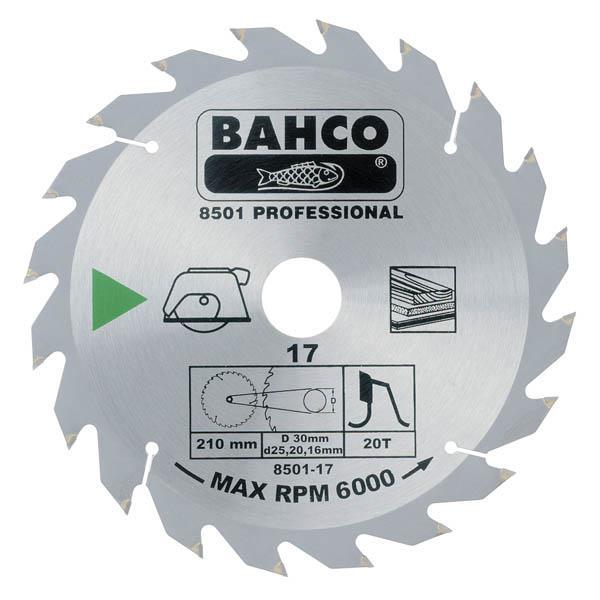 Buy circular saw blades online caulfield industrial bahco 125 x 20 x 16t circular saw blade 8501 2 greentooth Choice Image