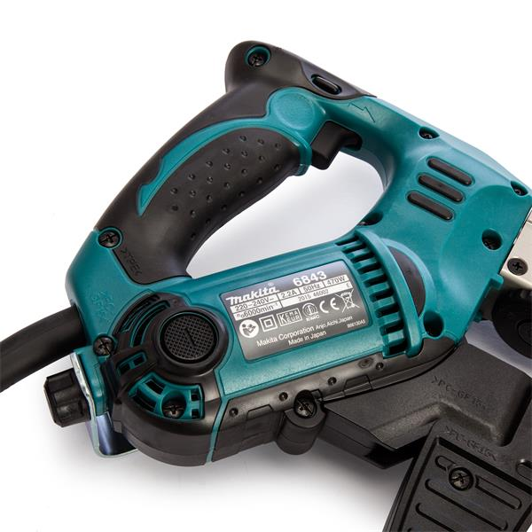 Makita 6843 110 Volt Autofeed Screwdriver available online