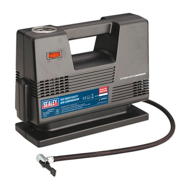 12 Volt Air Compressor Heavy Duty >> Sealey Mac2300 12 Volt Heavy Duty Air Compressor Available Online