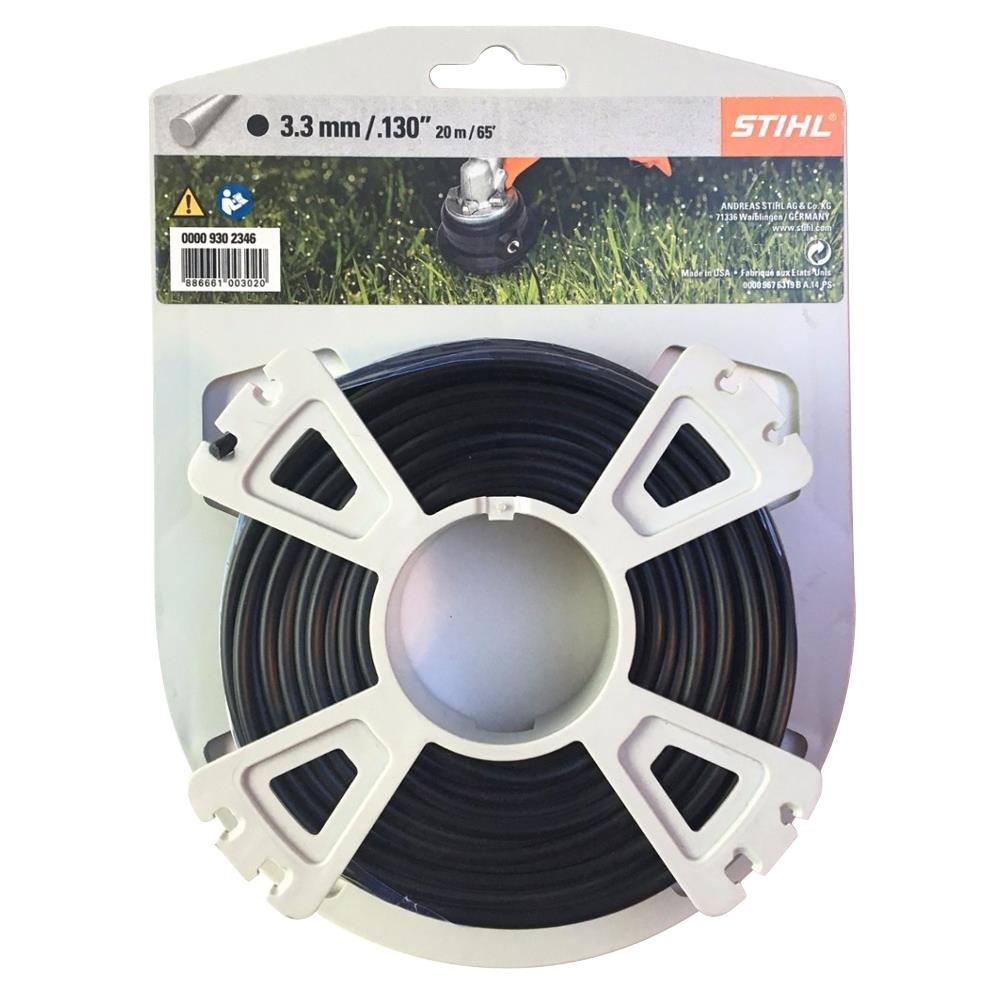 Stihl 00009302346 20m Round Section Cord Trimmer available
