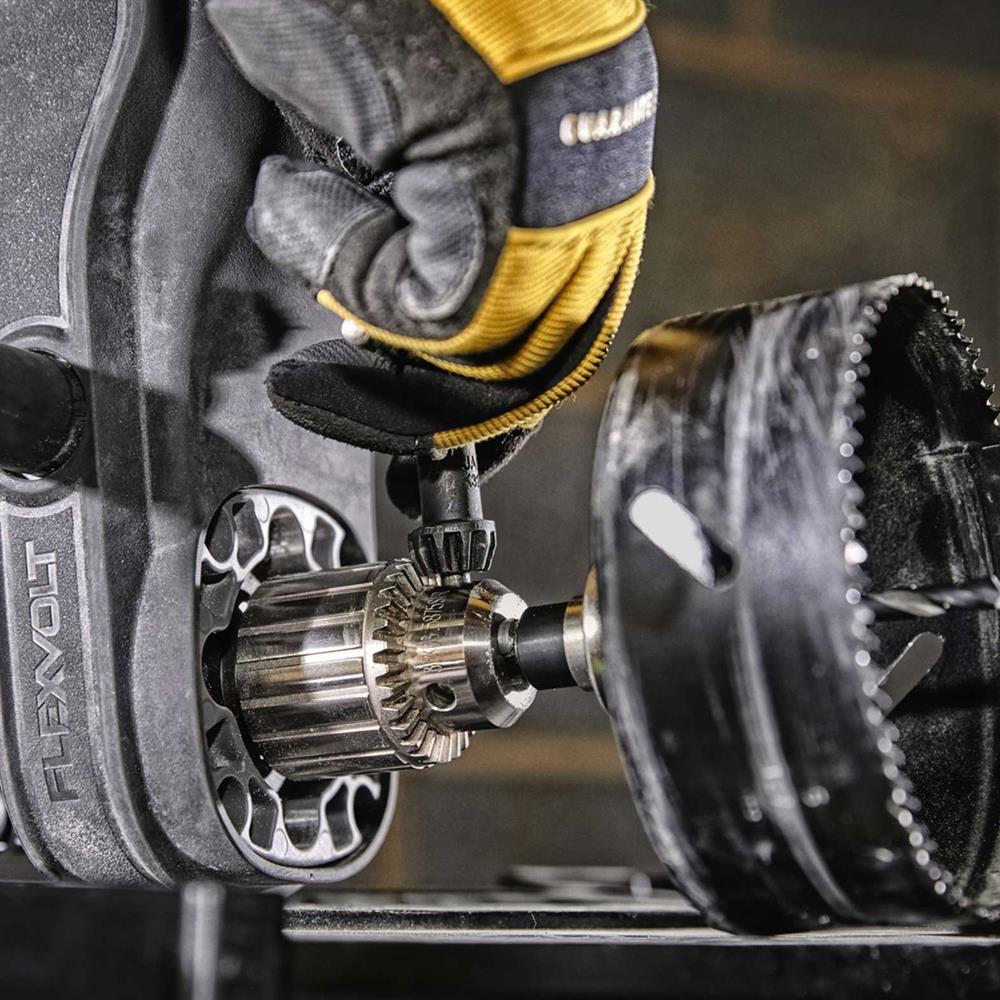 DeWALT DCD470N-XJ 54 Volt Flexvolt Right Angle Core Drill