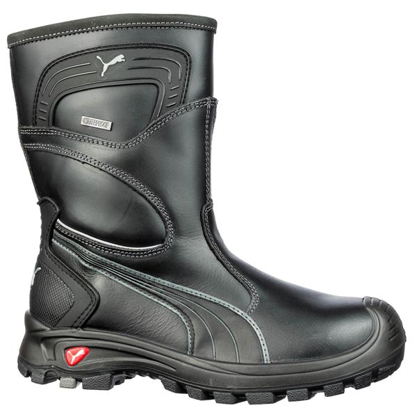 Puma Rigger S3 WR SRC Scuff Caps Black Safety Boots available online ... c8f38261c