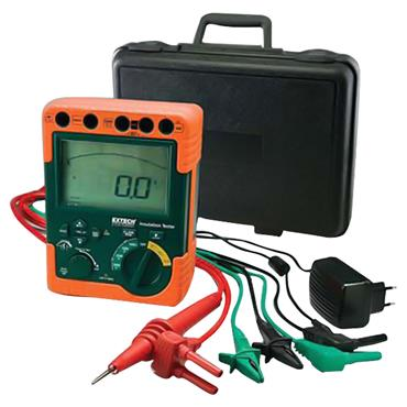 Extech 380396 High Voltage Digital Insulation Tester