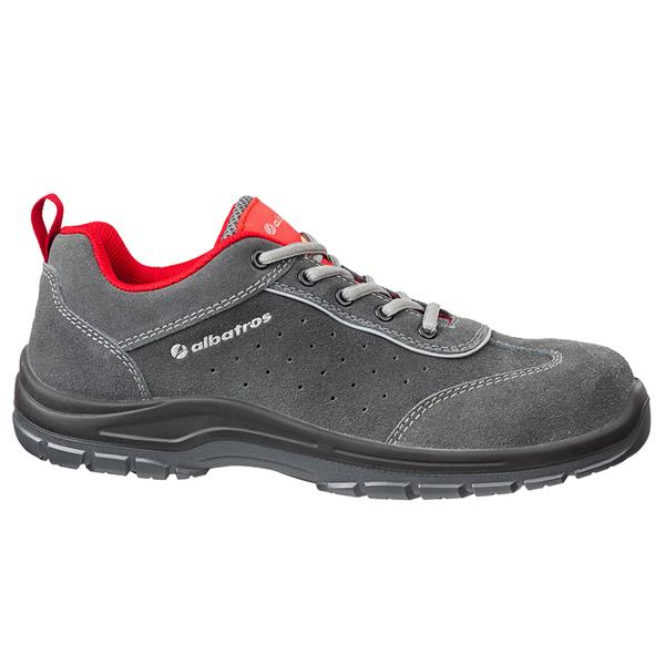 e3ed07598a4 Albatros Sports CSL Low S1P ESD SRC Grey Safety Shoes available ...