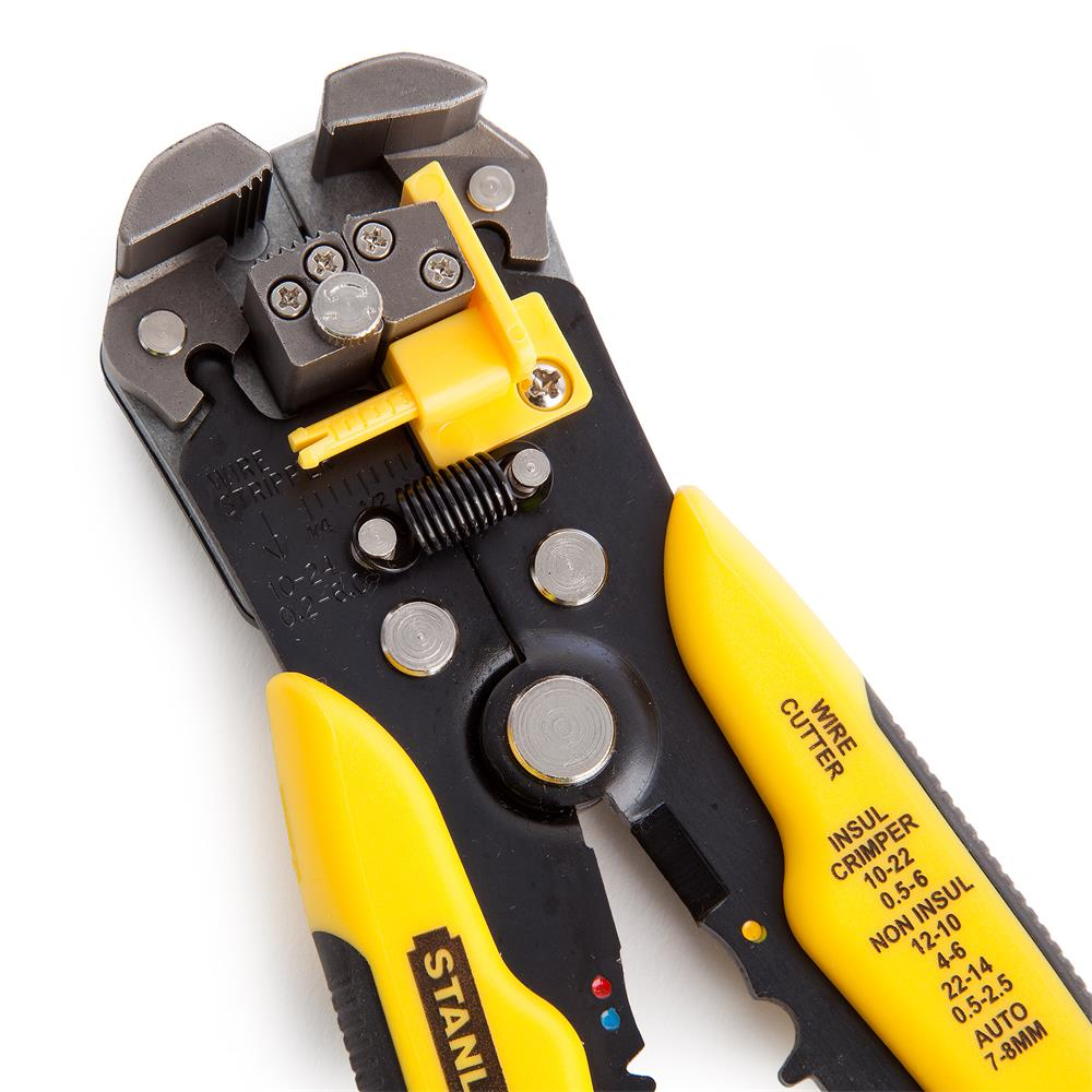 Stanley Fmht0 96230 Fatmax Auto Wire Stripping Pliers Available Car Wiring Harness Striper Online Caulfield Industrial