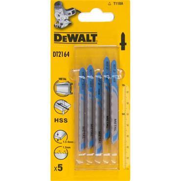 Dewalt Dt2164 Qz Hcs Wood Cutting Jigsaw Blades Available