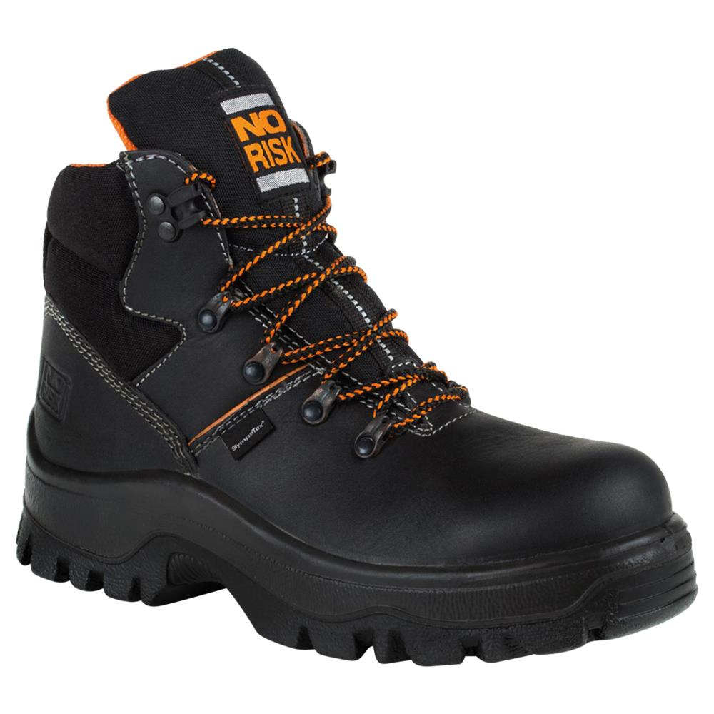 83f64c8da6b No Risk Franklyn S3 Waterproof Black Safety Boots available online ...