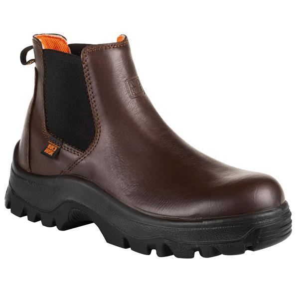 28723ab969b No Risk New Denver S3 Dealer Brown Safety Boots available online ...