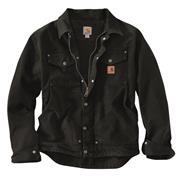 76861d787dc Carhartt 101230 Berwick Fleece-Lined Jacket - Black available online ...